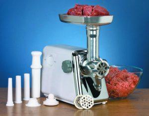 ремонт мясорубки зелмер